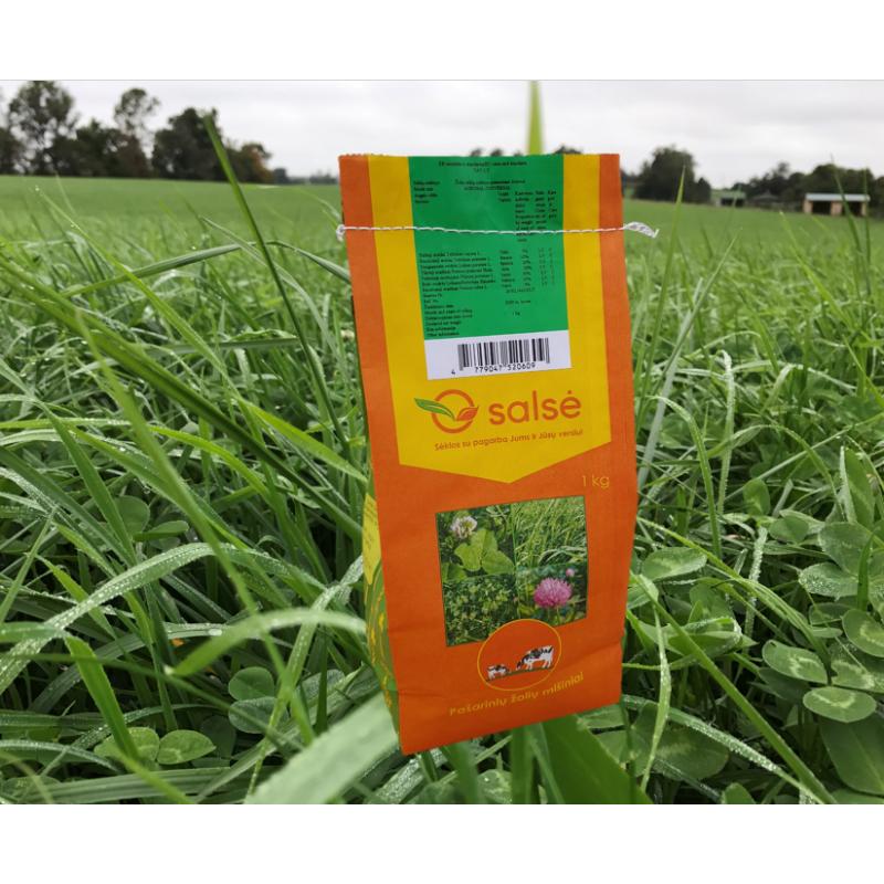 Pašarinių žolių sėklų mišinys AGROSAL-UNIVERSAL  1 kg.